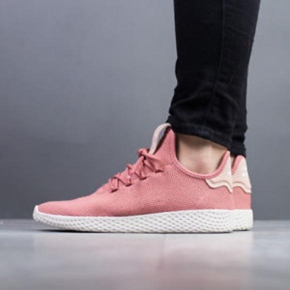 Williams Pharrell Pink Sneakers Poshmark Tennis Hu Shoes Adidas q6xTRER